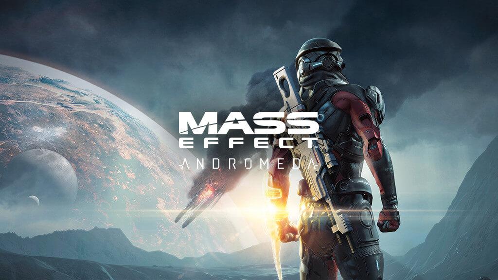 Jocuri în 2017 - Mass Effect: Andromeda