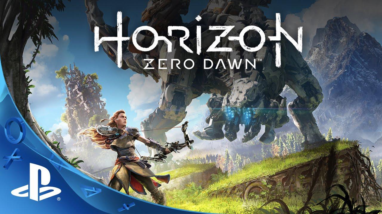 Jocuri în 2017 - Horizon Zero Down
