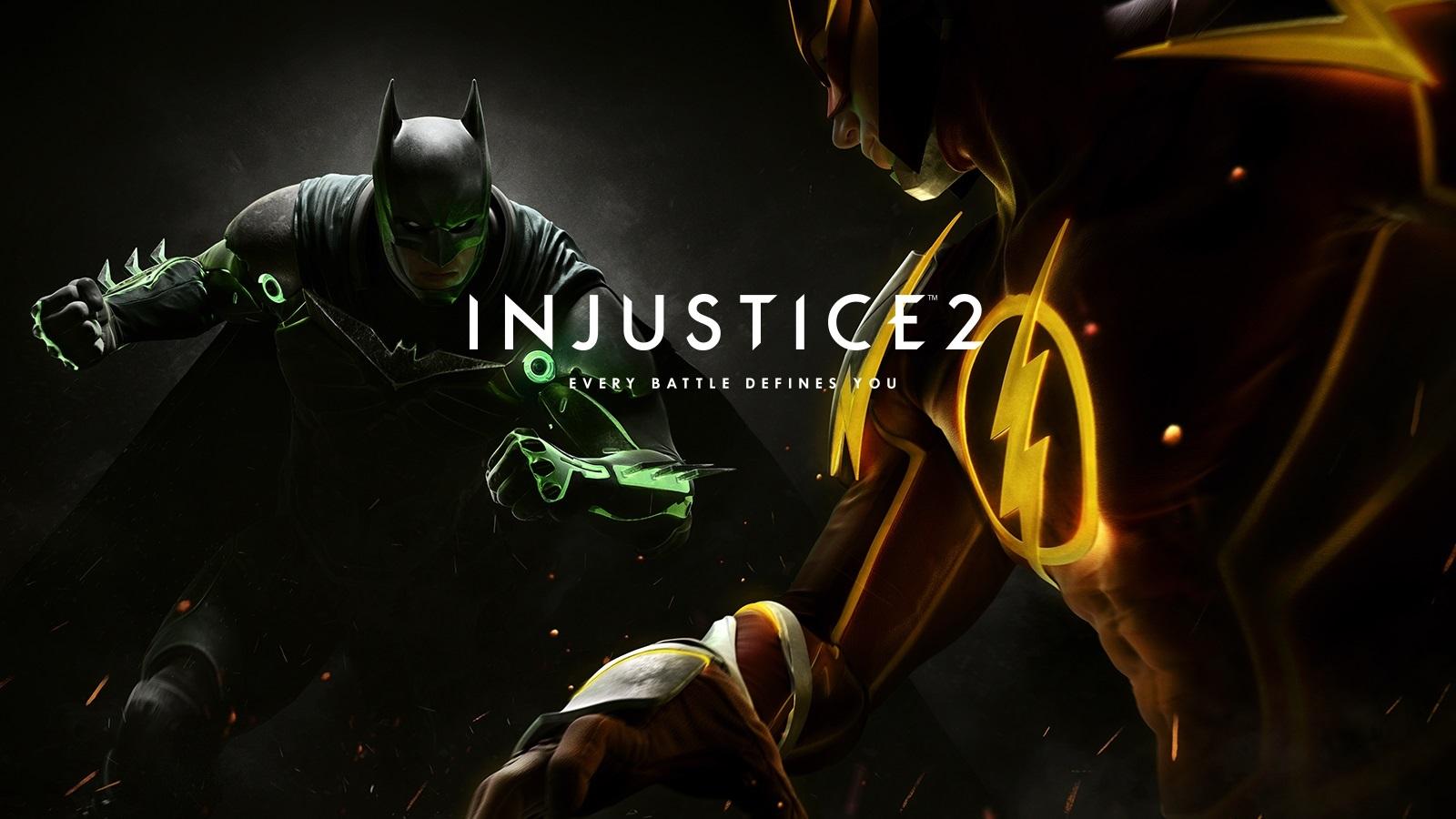 Jocuri în 2017 - Injustice 2