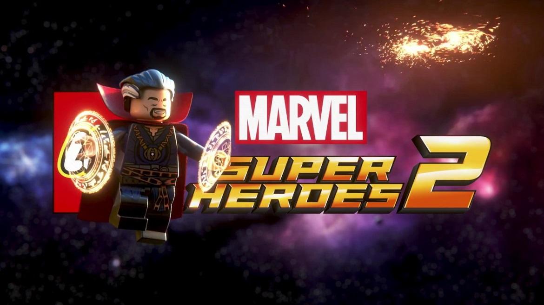Lego Marvel Superheroes II