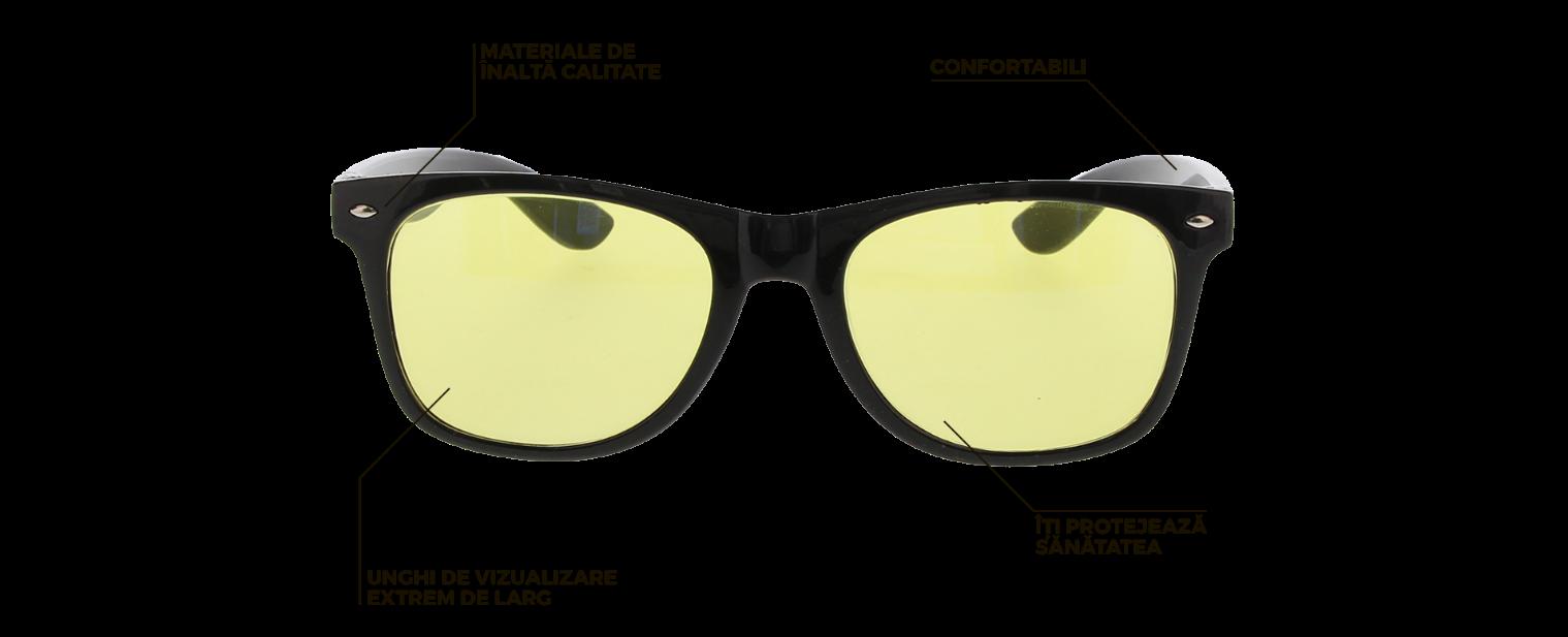Avantaje ochelari de protecție pentru calculator