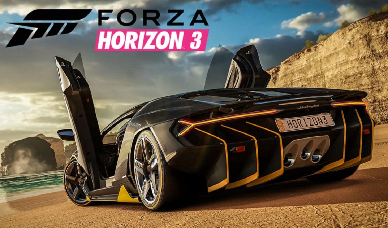 Jocuri pentru Xbox One - Forza Horizon 3