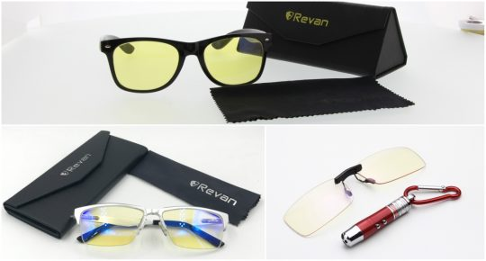 Alege perechea ideală de ochelari de protecție de gaming