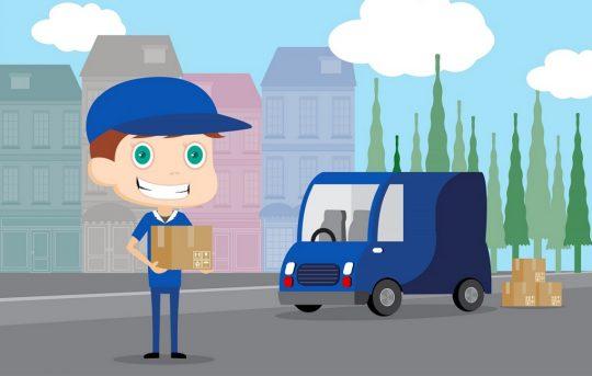 Află cum te poți bucura de transport gratuit la comanda online