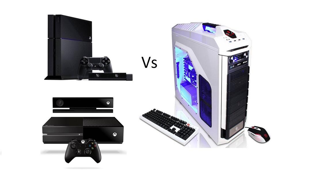 Consola vs PC: alegerea echipamentului de gaming