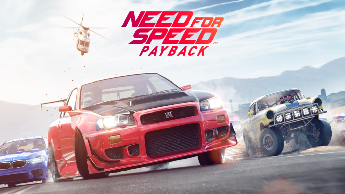 Jocurile lunii noeimbrie - Need for Speed Payback