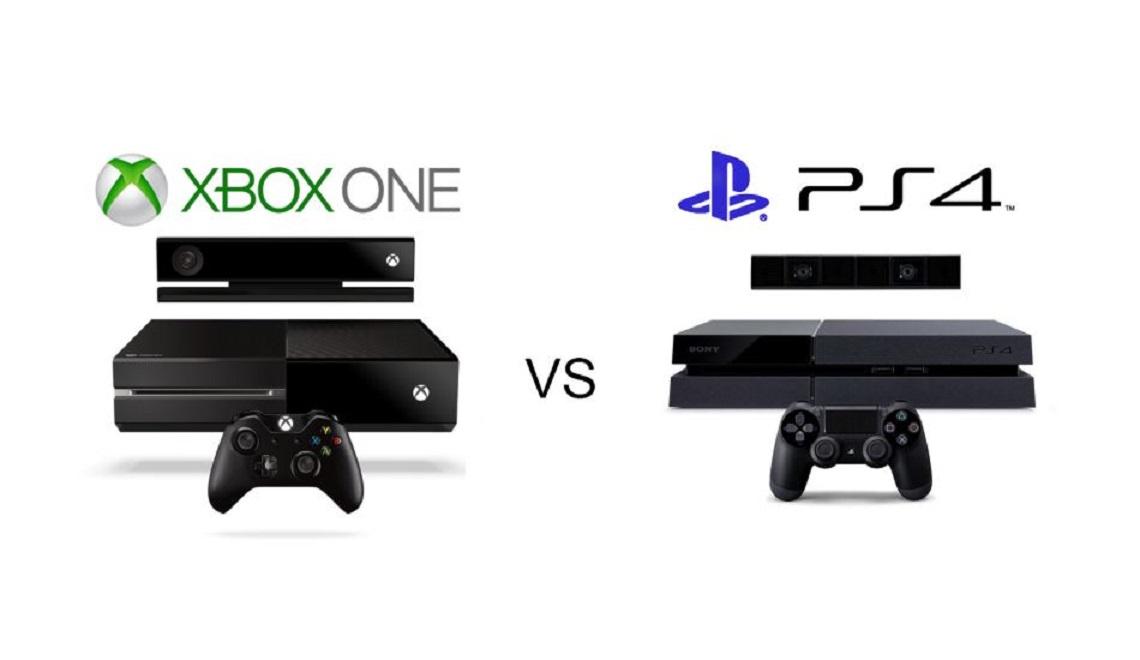 Bătălia consolelor: PS4 versus Xbox One