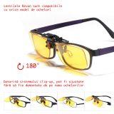 Lentile pentru ochelari cu dioptrii, clear